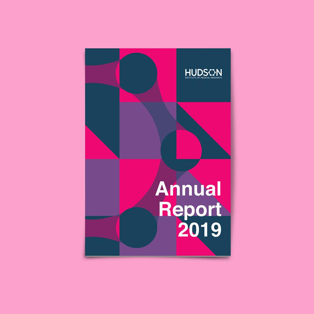 Hudson Institute 2019 Annual Report cover