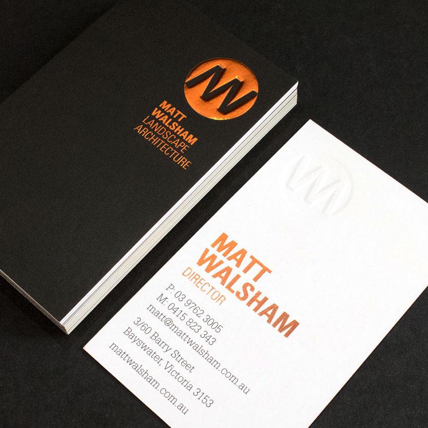 Matt Walsham brand