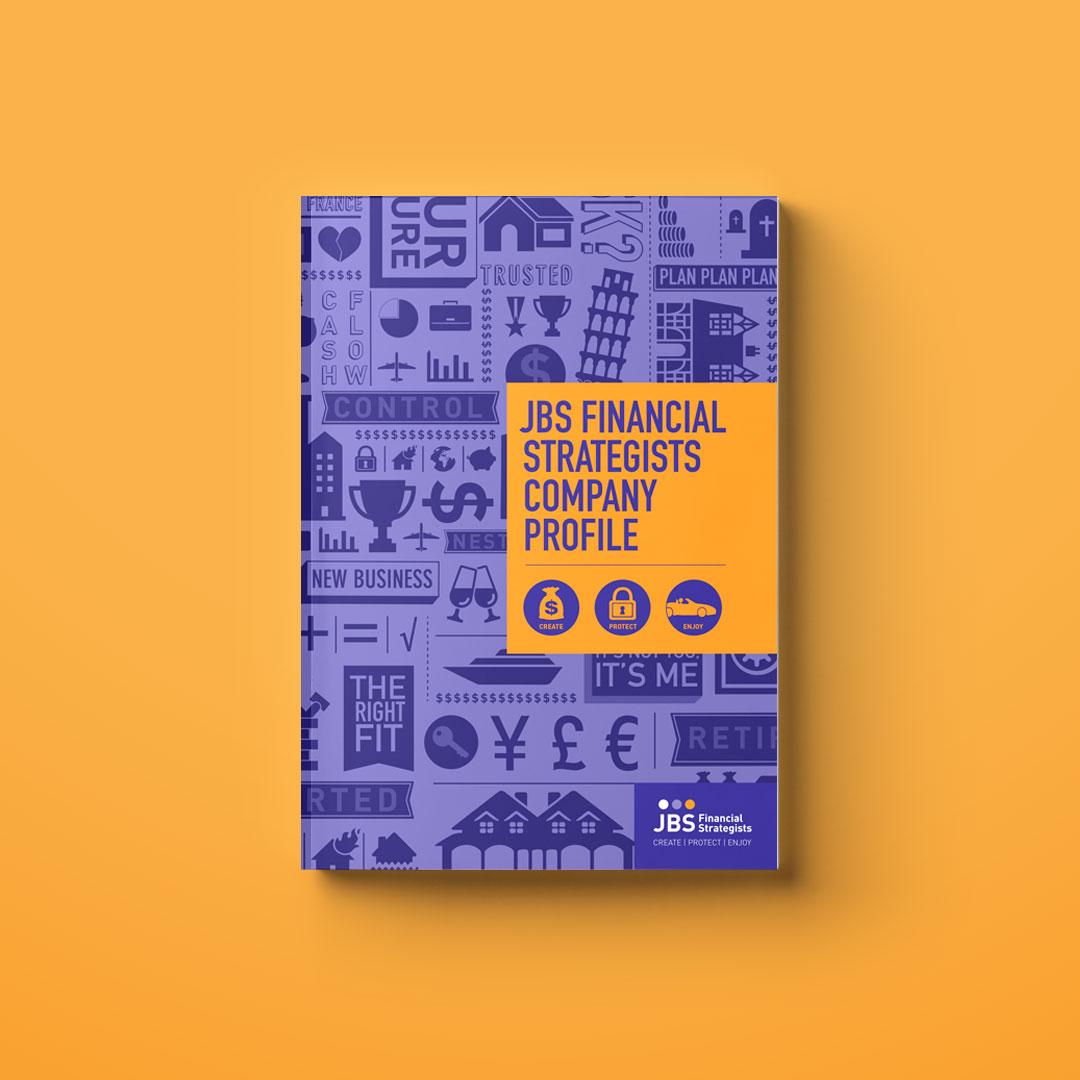 JBS Financial Strategists branding